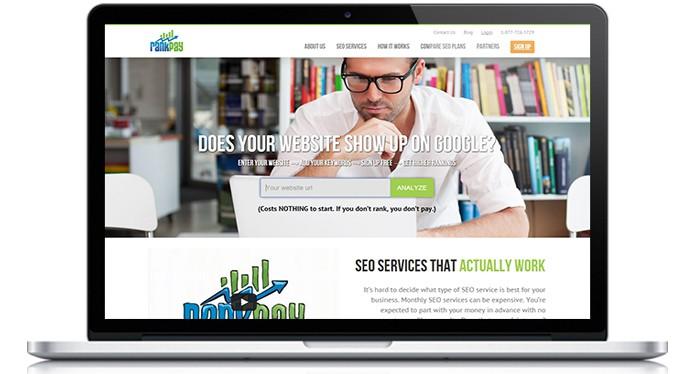 Meet RankPay™ → San Diego's Best SEO Company