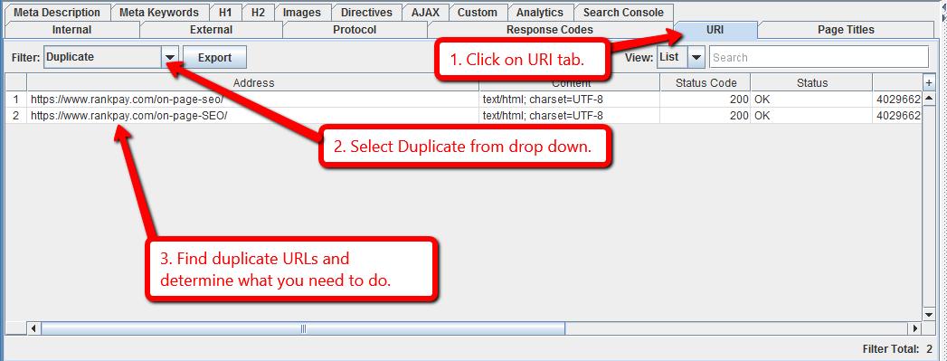 duplicate_urls