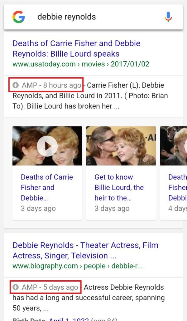google-amp-example