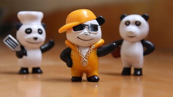 Google Panda Figures