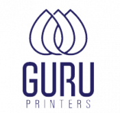 guru printers logo