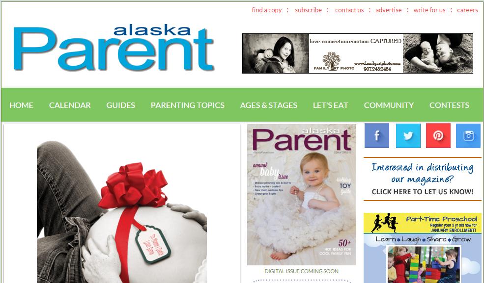 Alaska Parent