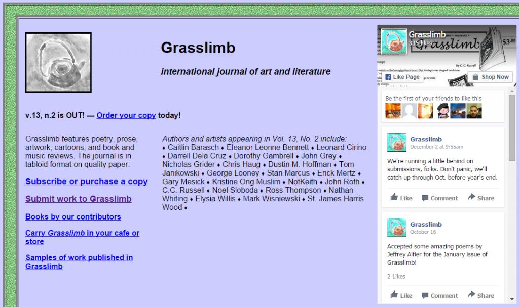 Grasslimb