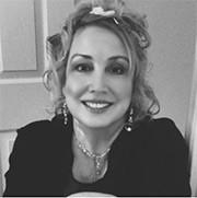 Copywriter Lorraine Kauffman-Hall
