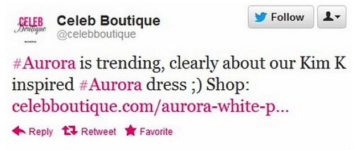 celeb boutique social media fail